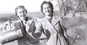 1940s sister missionaries